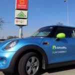 Samochody jak Veturilo – na Targówku ruszyła wypożyczalnia aut przez aplikację