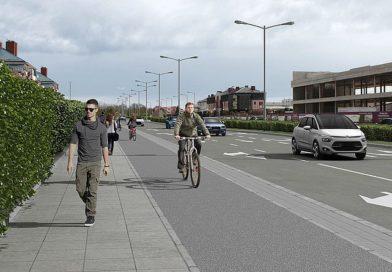 Ulica Łodygowa: remont coraz bliżej, likwidacja szkieletora coraz dalej