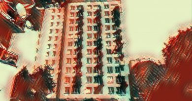 Męczarnia z patologią w bloku