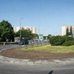 Nowa organizacja ruchu na skrzyżowaniu Kondratowicza, Rembielińskiej i Bazyliańskiej