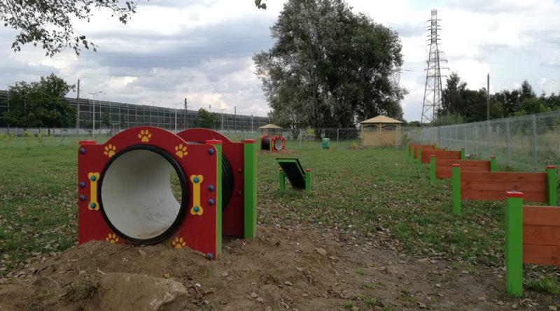 Psi park – nowe miejsce dla psów na Bródnie-Podgrodziu