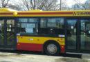 Pierwszy autobus na Trasie Świętokrzyskiej