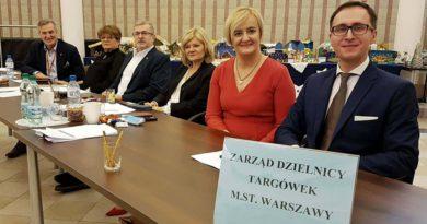 Zmiana stołków we władzach dzielnicy. Spółdzielnia Bródno powiększa władzę na Targówku
