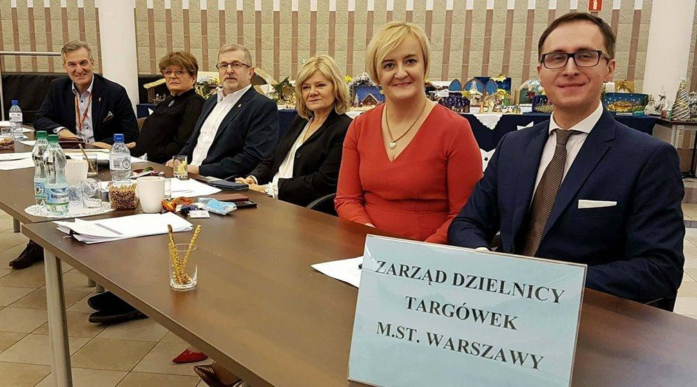 Agnieszka Szmulewicz i Rafał Dworacki